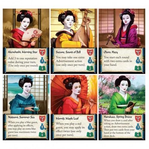 Mai-Star Board Game