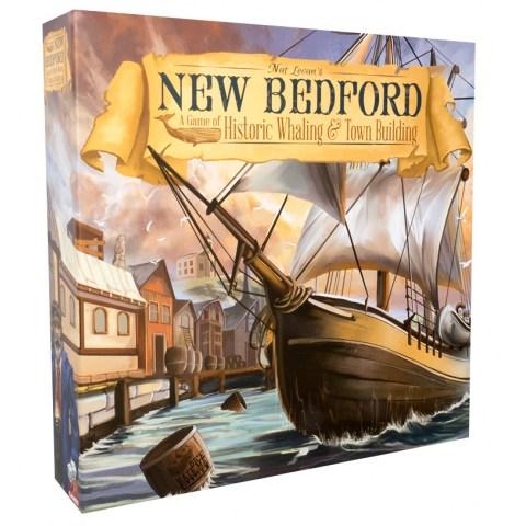 New Bedford (2016) - настолна игра