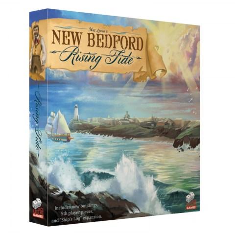 New Bedford: Rising Tide Expansion (2016) - разширение за настолна игра