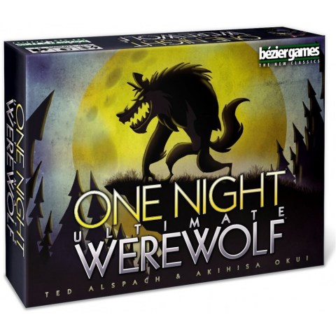 One Night Ultimate Werewolf (2014)  - парти настолна игра