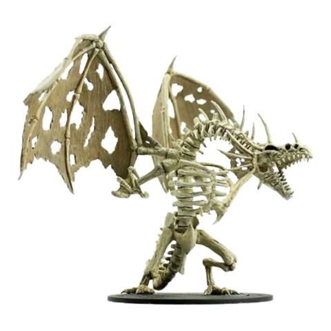 Pathfinder Deep Cuts Unpainted Miniatures: W11 Gargantuan Skeletal Dragon