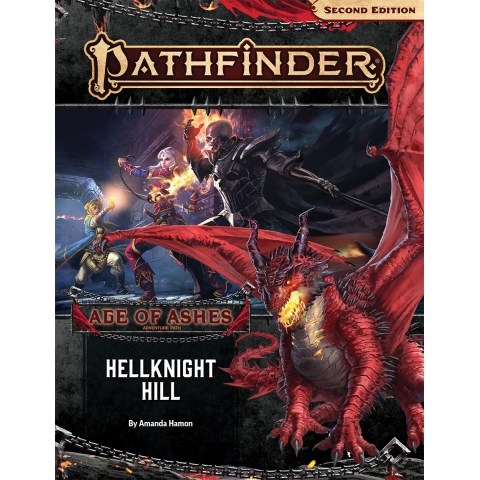Pathfinder RPG Second Edition: Adventure Path - Age of Ashes #1 Hellknight Hill (2019)