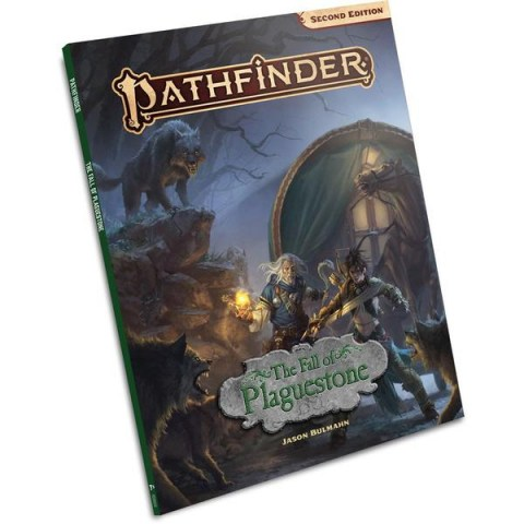 Pathfinder RPG Second Edition: The Fall of Plaguestone Adventure (2019)