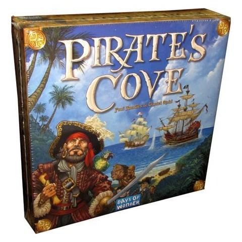 Pirate's Cove (2002)  - настолна игра