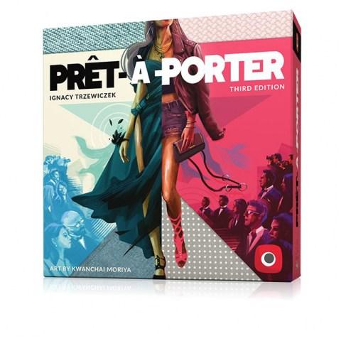 Prêt-à-Porter (2019) - настолна игра