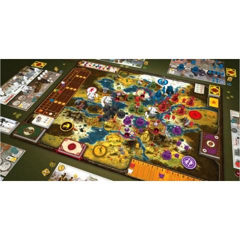 Scythe (English Edition, 2016) - стратегическа настолна игра