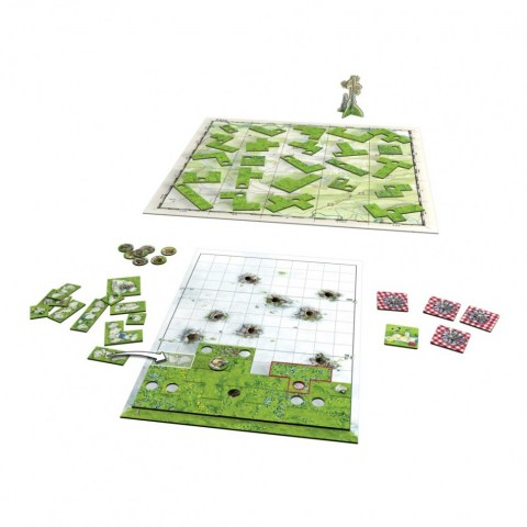 Spring Meadow (2018) - настолна игра