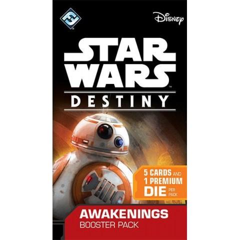 Star Wars: Destiny – Awakenings Booster Pack (2016) Board Game