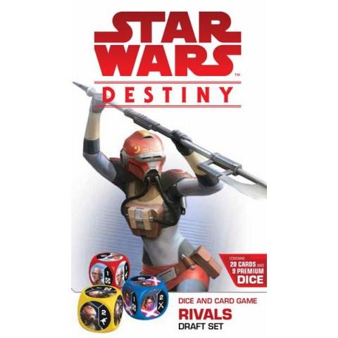 Star Wars: Destiny – Rivals Draft Set (2018)