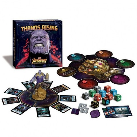 Thanos Rising: Avengers Infinity War (2018) Board Game