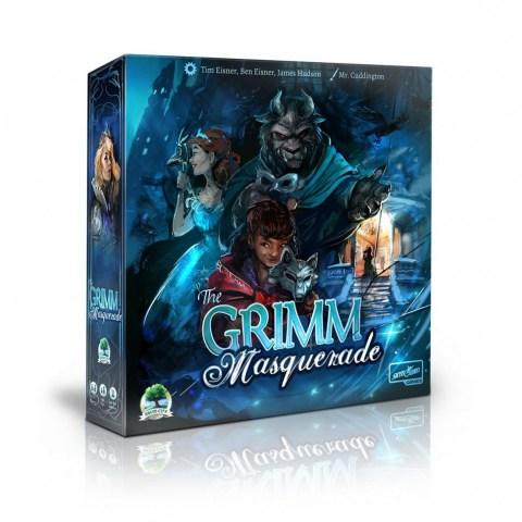 The Grimm Masquerade (2019) - настолна игра