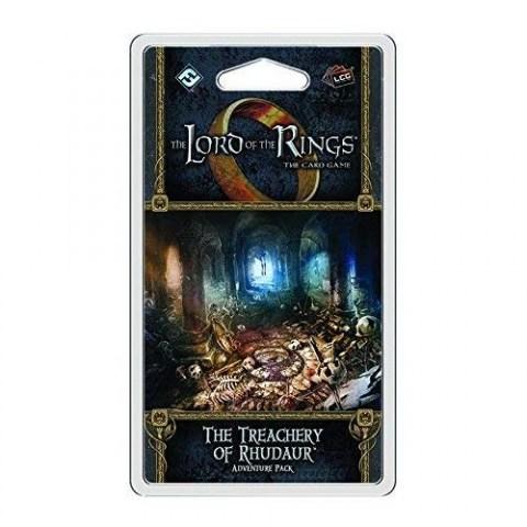 The Lord of the Rings LCG: Angmar Awakened Cycle - The Treachery of Rhudaur Adventure Pack