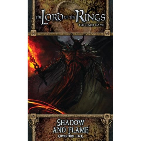 The Lord of the Rings LCG: Dwarrowdelf Cycle - Shadow and Flame Adventure Pack