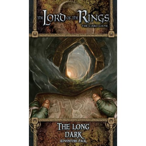 The Lord of the Rings LCG: Dwarrowdelf Cycle - The Long Dark Adventure Pack