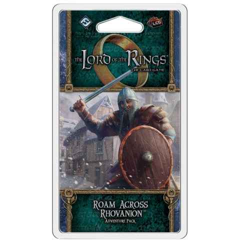 The Lord of the Rings: The Card Game – Roam Across Rhovanion Adventure Pack