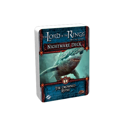The Lord of the Rings: The Card Game - The Drowned Ruins Nightmare Deck