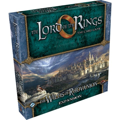 The Lord of the Rings: The Card Game – The Wilds of Rhovanion Deluxe Expansion (2018) - разширение за настолна игра