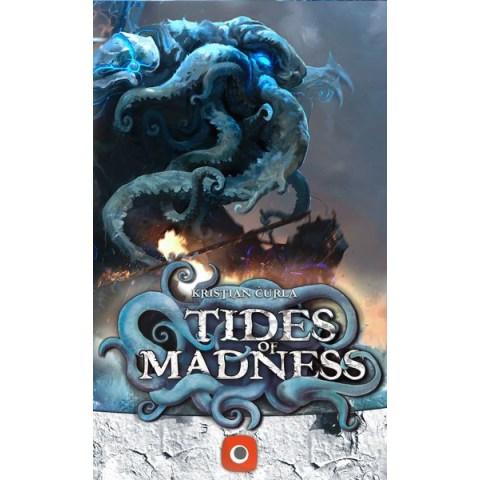 Tides of Madness (2016)  - настолна игра за двама