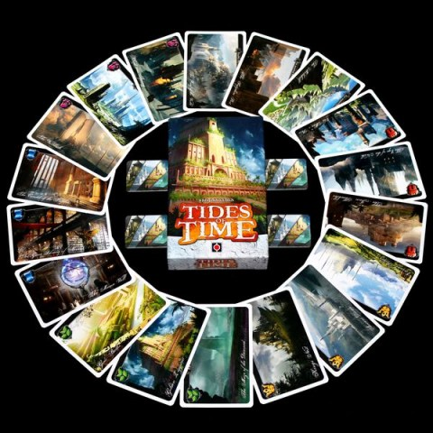 Tides of Time (2015) - настолна игра с карти