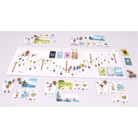 Tokaido 5th Anniversary edition (2017) - настолна игра