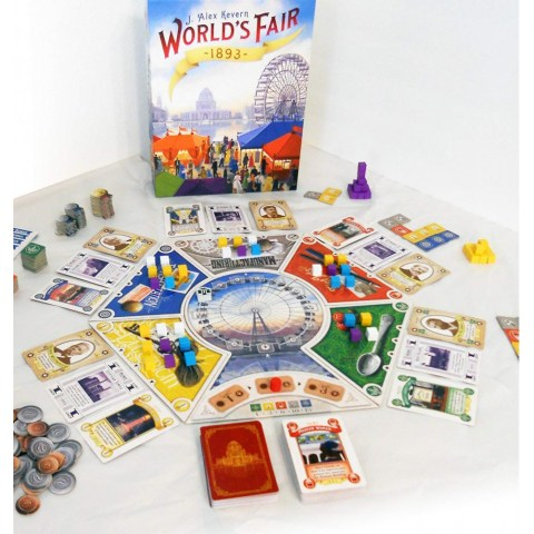 World's Fair 1893 - настолна игра