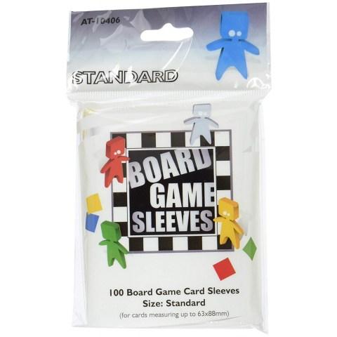 63.5x88mm Arcane Tinmen Premium Standard Sleeves (100 premium sleeves) in Standard Size (Magic, LCG игри и др., 63.5x88мм размер на картите)