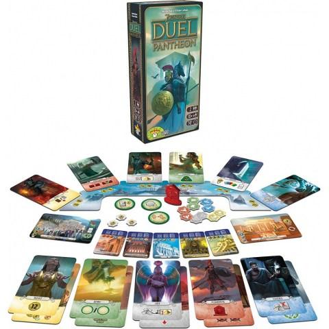 7 Wonders: Duel - Pantheon Expansion Board Game