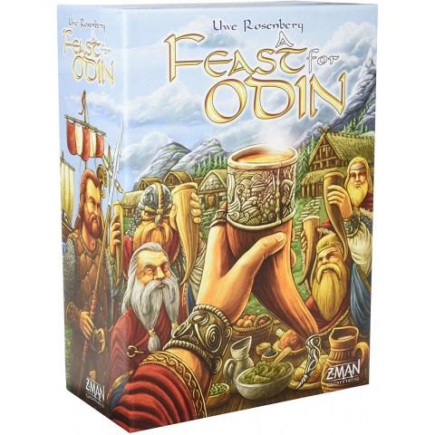 A Feast for Odin (2016)  - настолна игра