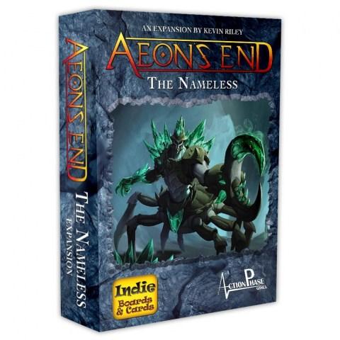 Aeon's End: The Nameless Expansion (English second edition, 2017) - разширение за настолна игра