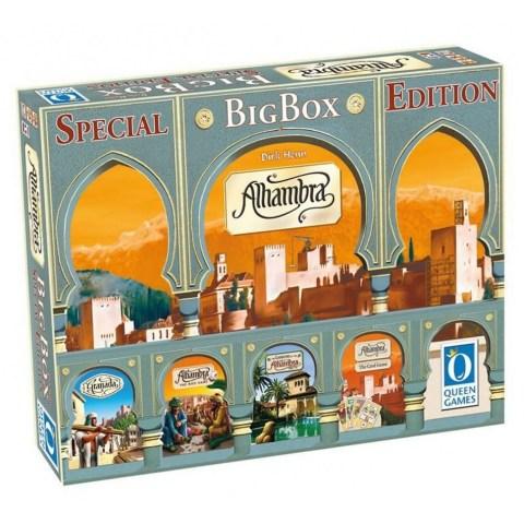 Alhambra: Big Box Special Edition (2014) - настолна игра