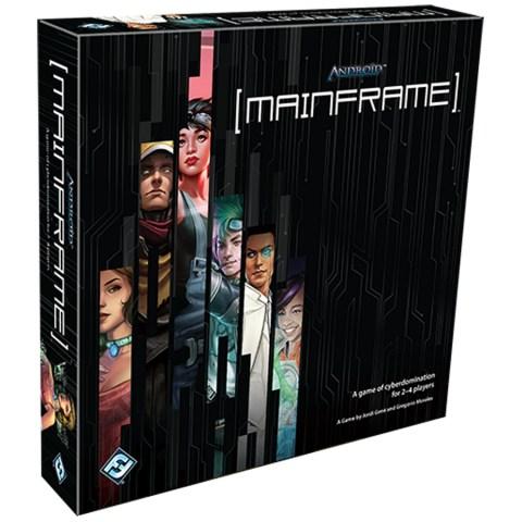 Android: Mainframe (2016)  - настолна игра в света на Android