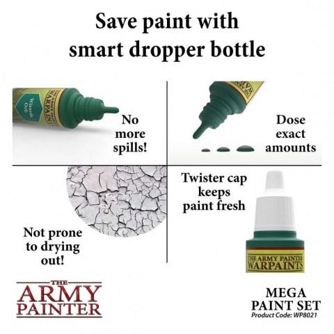 Army Painter - Warpaints Starter Paint Set в Четки, бои и аксесоари