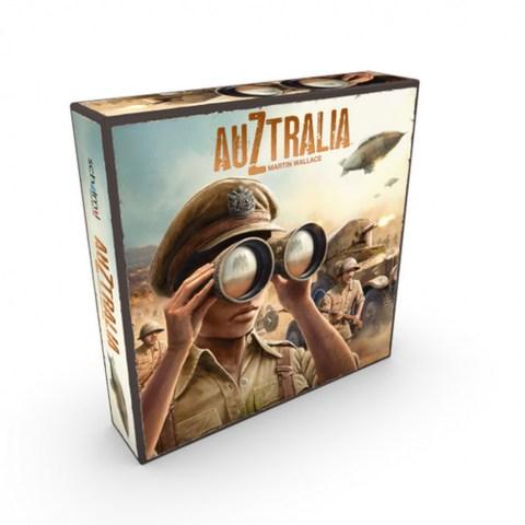 AuZtralia (2018) - кооперативна настолна игра