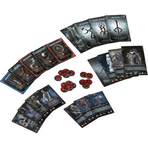 Bloodborne: The Card Game - The Hunter's Nightmare Expansion (2018) - разширение за настолна игра