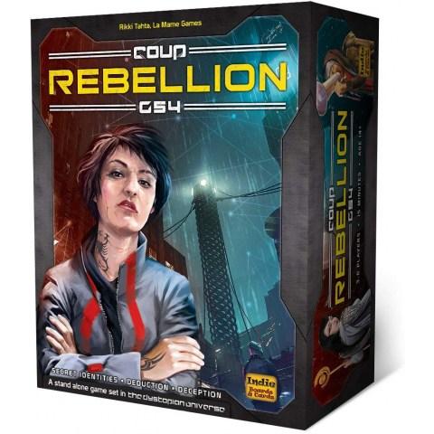 Coup: Rebellion G54 (2014) - парти настолна игра