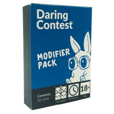 Daring Contest: Modifier Expansion (2019) - разширение за настолна игра