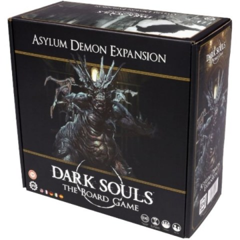 Dark Souls: The Board Game – Asylum Demon Boss Expansion (2017) - разширение за настолна игра