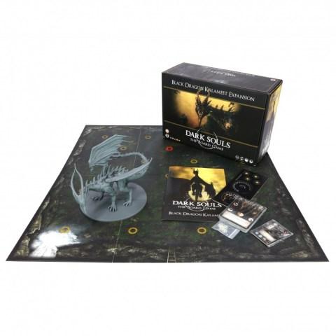 Dark Souls: The Board Game – Black Dragon Kalameet Boss Expansion (2017) - разширение за настолна игра
