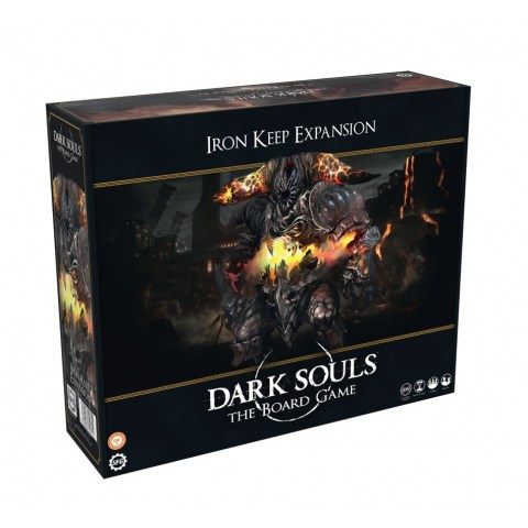 Dark Souls: The Board Game - Core Game Expansion Sets - Iron Keep Expansion (2019) Board Game