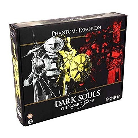 Dark Souls: The Board Game - Core Game Expansion Sets - Phantoms Expansion (Summoned+Invaders) - разширение за настолна игра