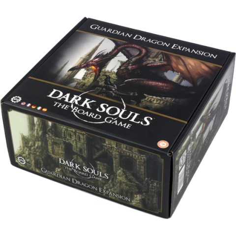 Dark Souls: The Board Game – Guardian Dragon Boss Expansion (2017) - разширение за настолна игра