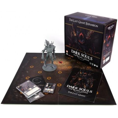 Dark Souls: The Board Game - Mega Boss Expansions - Vordt of the Boreal Valley (2017) - разширение за настолна игра