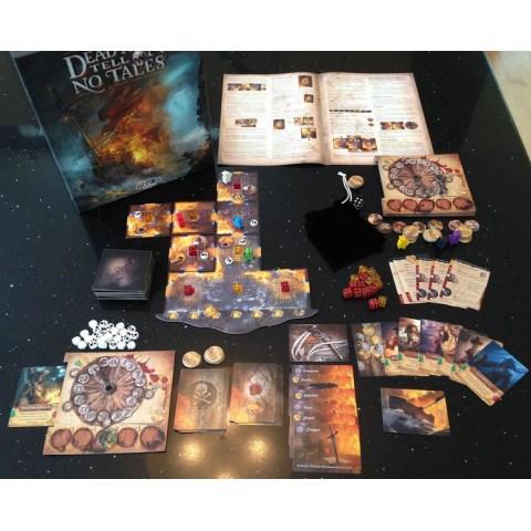Dead Men Tell No Tales (2015) Board Game