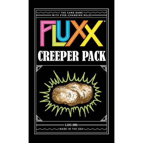 Fluxx: Creeper Pack Expansion (2018) -разширение за настолна игра