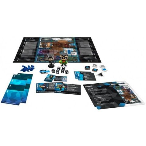Funkoverse Strategy Game: DC Comics - Expandalone 2-Pack (2019) - настолна игра / разширение за Funkoverse SG