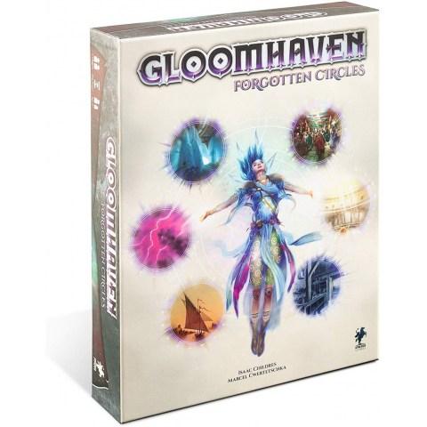 Gloomhaven: Forgotten Circles Expansion - разширение за настолна игра Gloomhaven