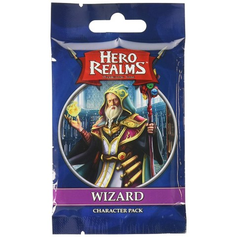Hero Realms: Character Pack – Wizard (2016) - разширение за настолна игра