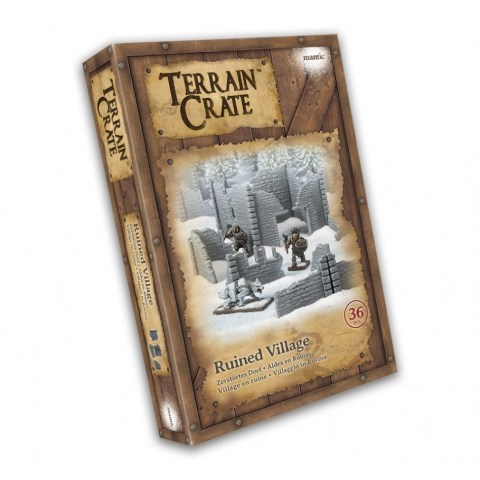Mantic Games: Terrain Crate - Ruined Village