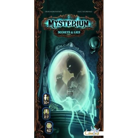 Mysterium: Secrets & Lies Expansion (2017) Board Game