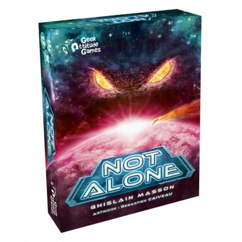 Not Alone (2016) - настолна игра